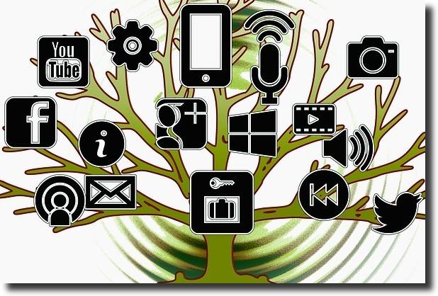 social media G+