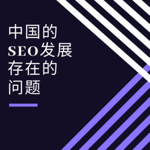 SEO issues in China 500