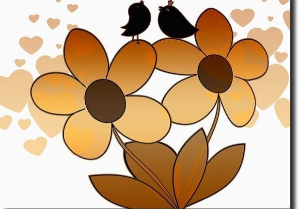 twitter flower
